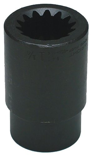 Wright Tool #5946 #5 Spline Drive 6-Point Deep Impact Socket by Wright Tool  B002M8VP98