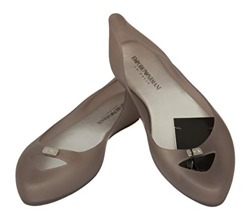 Armani Ballerina - Emporio Armani Ballerina Rubber Shoes sea or Pool Woman Swimwear Item 262514 5P384