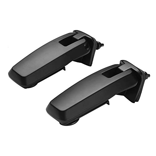 Rear Window Hinge Set Liftgate Glass Hinge Right & Left | for 2008-2012 Ford Escape Mercury Mariner Mazda Tribute | #8L8Z78420A68C, 8L8Z78420A68D, 8L8Z-78420A68-C, 8L8Z-78420A68-D (Rear Windows)