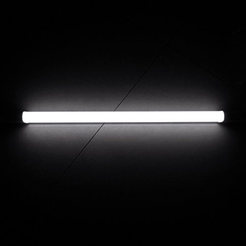 T8 Light Fixture 2ft: 2-Pack Of Anten T8 LED Shop Light Tube, 2ft, 10W, 6000K