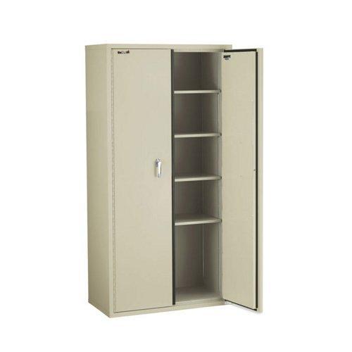 Fireproof Five Shelf Storage Cabinet 72