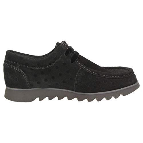 Sneaker Sioux Donna 000 Nero 28 Schwarz Grash d172 URrnHtR