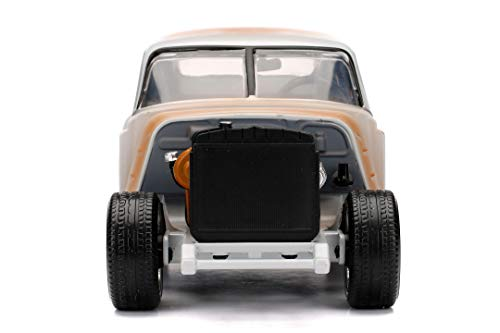 Jada Toys Fast & Furious 1:24 Dom's Chevy Fleetline Die-cast Car, Toys for Kids and Adults, Multi, Standard (98294) 3