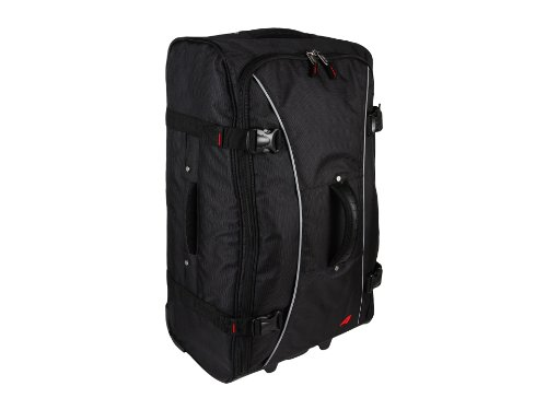 (Athalon Luggage 29 Inch Hybrid Travelers Bag, Black, One)