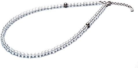 ファイテン(phiten) ネックレス 水晶ネックレス  40cm