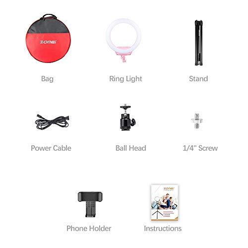 ZoMei Ring Light Kit 16\
