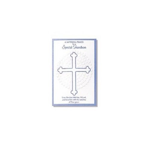 "Abbey Press 5"" x 7"" Baptism Cards (10509)"