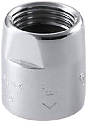 1//2-Inch Brushed Nickel Kohler K-9660-BN RAINDROP Vacuum Breaker