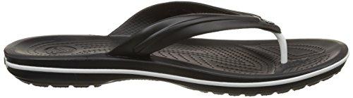 Flip Black Crocband Unisex Crocs Black wHaq4RxWCf