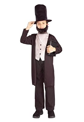 Rubie's Deluxe Abraham Lincoln Costume by Rubies - Domestic