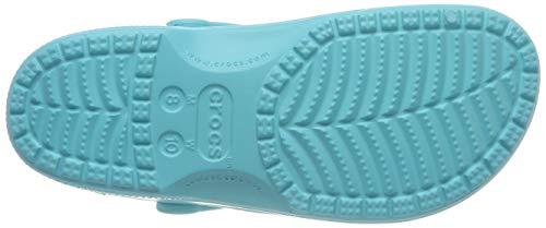 Adulto Unisex pool Azul Zuecos 40m Crocs Baya tq6877