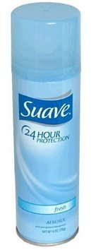 Suave Fresh Antiperspirant and Deodorant, 6 Ounce - 12 per case.