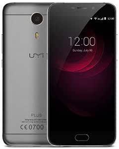 UMI PLUS - monocasco de metal 5,5 pulgadas de pantalla 4G teléfono inteligente 2.5D Arco Ultra delgado androide 6.0 de la batería Helio P10 Octa Core a 1,8 GHz 4 GB de