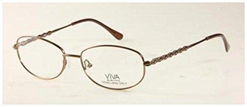 VIVA Monture lunettes de vue SAVVY 331 Brown 52MM