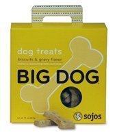Sojos Big Dog Treats - Biscuits & Gravy