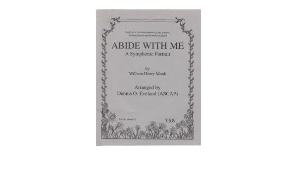 Abide With Me Arranged By Jay Dawson Score Parts Arrangers Publ