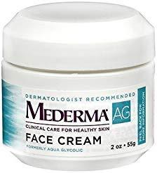Mederma AG Face Cream - 2 oz, Pack of 3