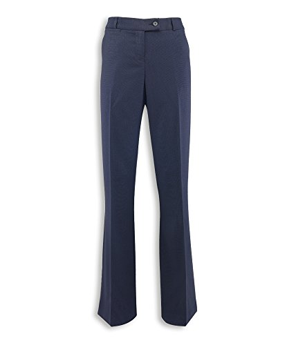 Icona by Alexandra Workwear Womens Icona Bootleg Trousers