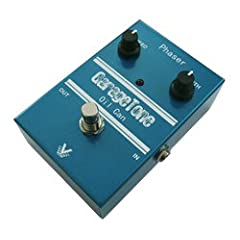 Garage Tone by VISUAL SOUND OIL CAN PHASER