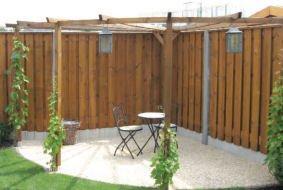 Pergola In Tuin : Een pergola in de tuin homease
