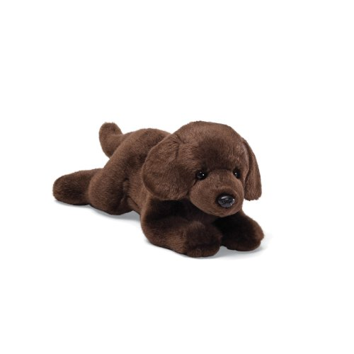 GUND Chocolate Labrador 14