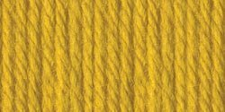 Mustard Yarn - Lion Brand Vanna's Choice Bulk Buy Yarn (3-Pack) Mustard 860-158