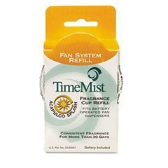 ** Fragrance Cup Refill, Acapulco Splash, 1 oz., 12/Carton ** by TimeMist