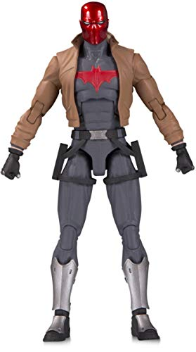 DC Collectibles Essentials: Red Hood Action Figure, Multicolor