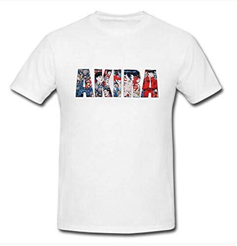 AKIRA アキラ メンズ 半袖 Tシャツ 鉄雄 金田 服 アパレル 健康優良不良少年 東京 オリンピック