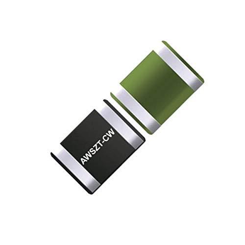 Resonators 25.0MHz -25C +85C +/-.5% Tol, Pack of 50 (AWSZT-25.00CW-T)
