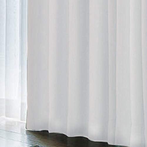 窓美人 半間 アラカルト 1級遮光カーテン 1枚入 幅100×丈185cm スノーホワイト 断熱・遮熱 高級フルダル生地