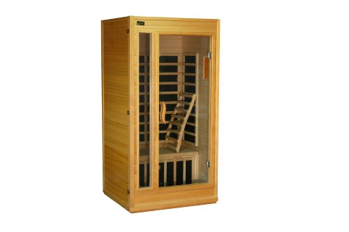 Great American Sauna Company M Series 1-2 Person Sauna
