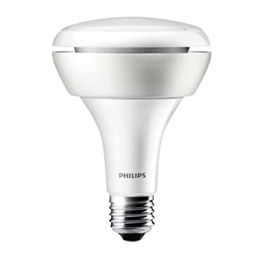 Philips 432690 Hue 65W Equivalent BR30 Single LED Light Bulb - Frustration Free Packaging