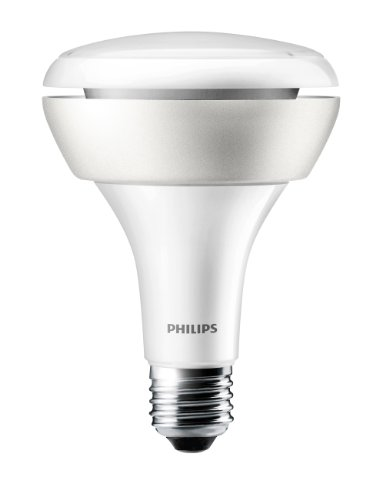 Philips-432690-Hue-65W-Equivalent-BR30-Single-LED-Light-Bulb-Frustration-Free-Packaging