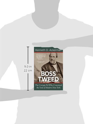 william boss tweed biography