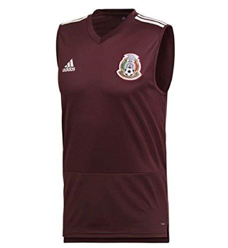 adidas Mexico Sleeveless World Cup Training Jersey (Men's Small)