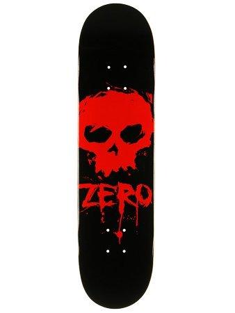 Zero Blood Skull 7.75 Skateboard Deck