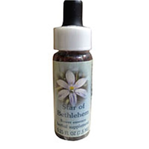 (Flower Essence Services Star Of Bethlehem Dropper Herbal Supplements, 1 Ounce)