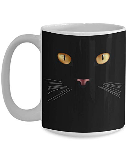 Women Cat Halloween Costumes Gift Coffee Mugs -