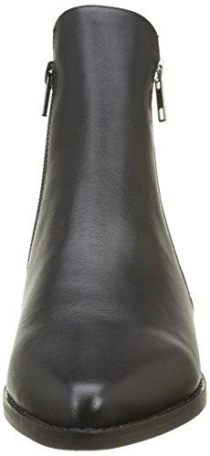 BUFFALO 15b85-2 Nappa, Botines para Mujer Negro (BLACK 01)