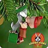 Hallmark Keepsake Miniature Ornament Bugs Bunny and Elmer Fudd