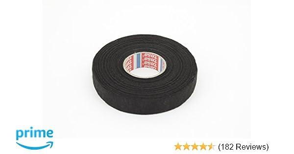 amazon com tesa wire loom harness tape used by mercedes bmw vw audi rh amazon com VW Engine Wiring 1966 VW Beetle Wiring Harness