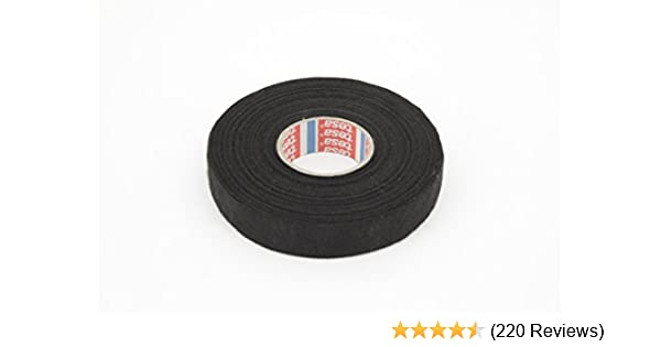 amazon com: tesa wire loom harness tape used by mercedes bmw vw audi: home  improvement