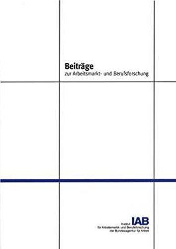 Zuschüsse zu Sozialplanmaßnahmen: Langsame Fortschritte bei der Gestaltung betrieblicher und beruflicher Umbrüche (Beiträge zur Arbeitsmarkt- und Berufsforschung) Taschenbuch – 1. März 2001 Johannes Kirsch Matthias Knuth Sirikit Krone Gernot Mühge