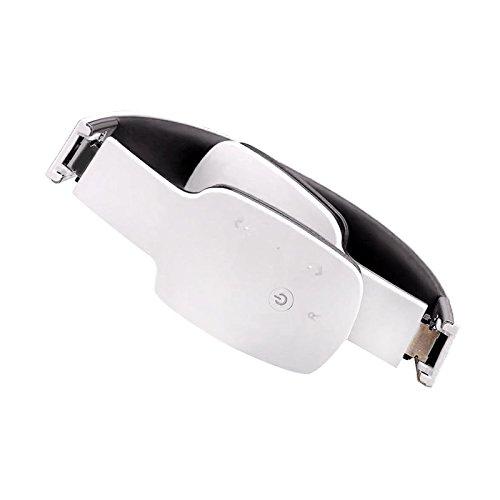 2016 Sport Wireless Bluetooth 4.1 Headphone Earphone Headset(White) - 4