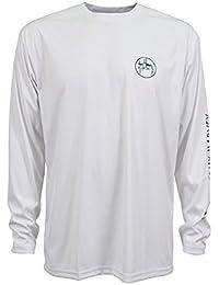 4c95ad2d2ca5 Men s Marlin Sketch Pro UVX Performance Long-Sleeved T-Shirt. Guy Harvey