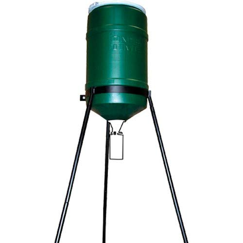 On Time Feeders 71238 Solar Elite Feeder with 225 lb Tripod ()