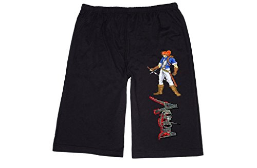XJX Men's alundra the dreamwalker Lounge breeches Shorts Pants XL Black