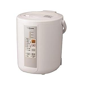 ZOJIRUSHI Steam Humidifier EE-RM35-WA (WHITE)【Japan Domestic genuine products】