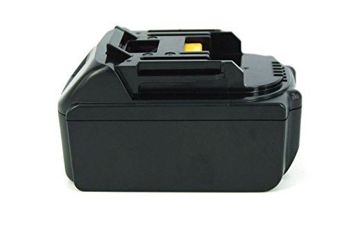 18 V 4000 mAh 72 Wh Li-ion Replacement Battery For Makita 194205-3 BCF201Z BCF201ZW BML184 BML185 BML185W BMR100W DCF300Z DCL500Z DML802 DUB182Z LXHU02Z LXJP02Z